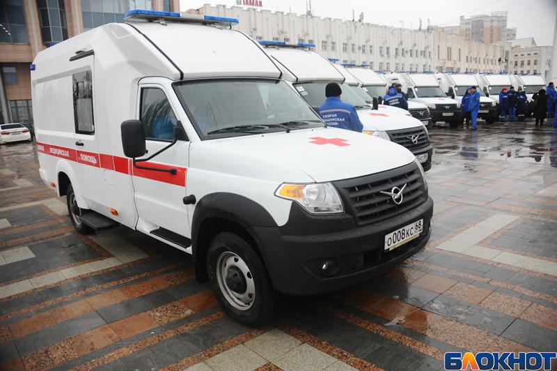 Автопарк скорой помощи в Тамбове пополнился на 18 машин