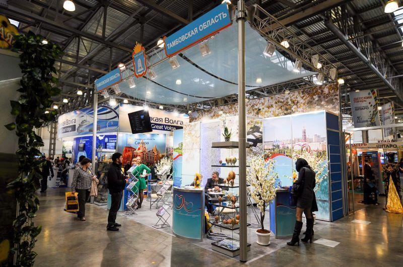 На Международной туристической выставке «Интурмаркет-2017» Тамбовская область решила представить с другими регионами  ЦФО единую экспозицию
