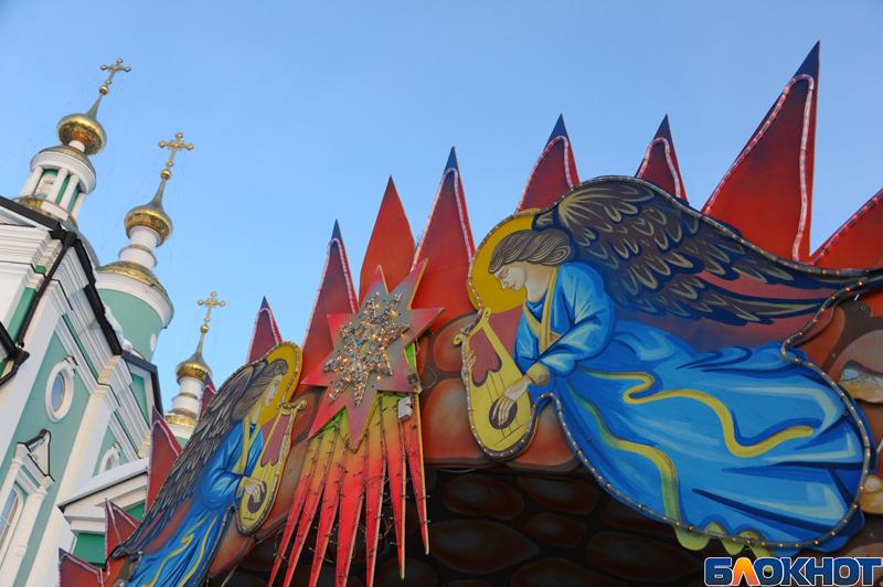 Православных тамбовчан с Рождеством Христовым поздравили первые лица области