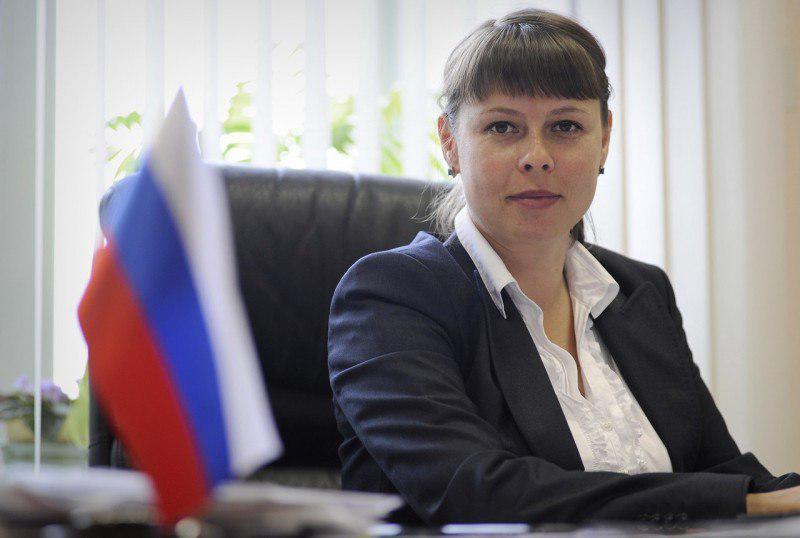 Руководителем департамента аппарата главы администрации стала Елена Щербакова