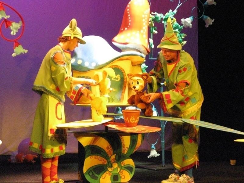 Тамбовские кукольники готовы к III Межобластному фестивалю театров кукол «Волжские встречи» в Костроме