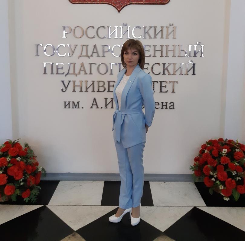 Тамбовская учительница признана лучшим педагогом начальной школы