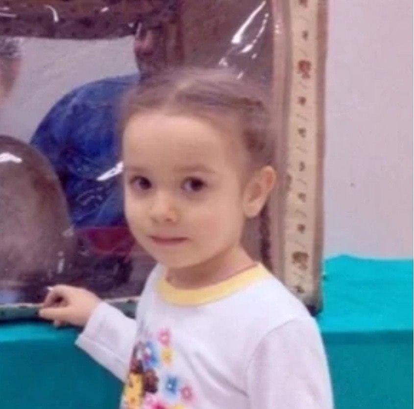 Похищенную почти три года назад 8-летнюю девочку вернули матери