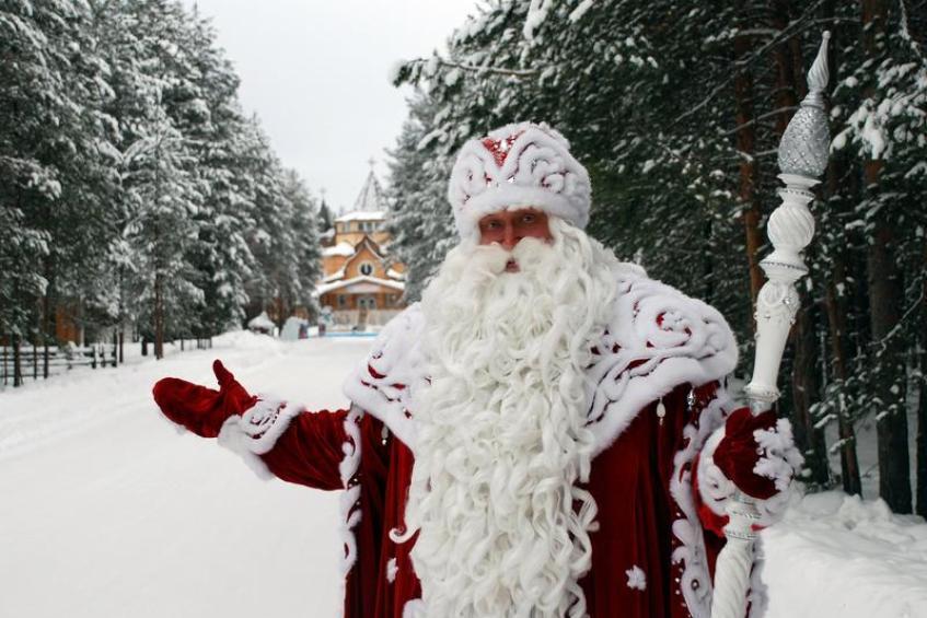 Тамбов ждет в гости сегодняшнего именинника - главного Деда Мороза страны