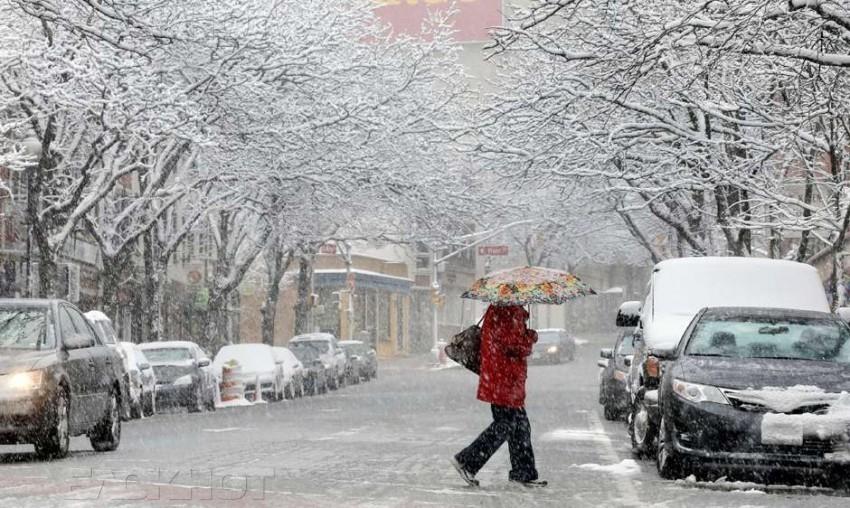Весна с зимним характером подкинула проблем коммунальщикам Тамбова