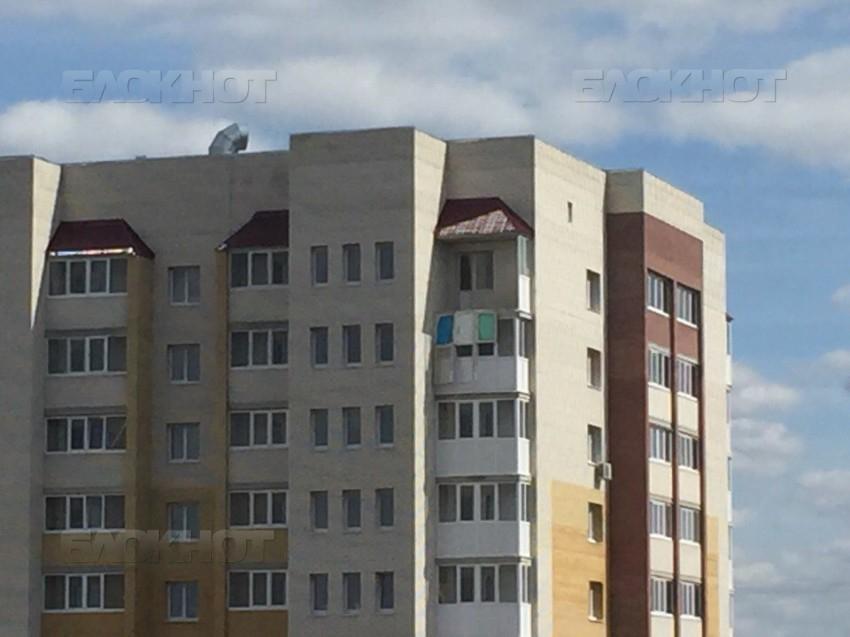 За упавший балкон на Мичуринской штраф заплатит частное лицо