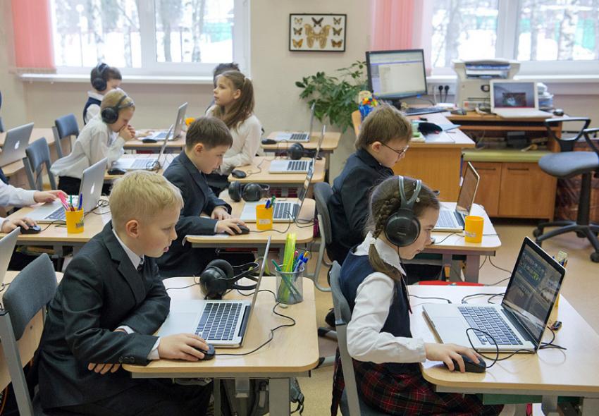 Вакции «Час кода» примут участие свыше 9-ти млн. русских школьников