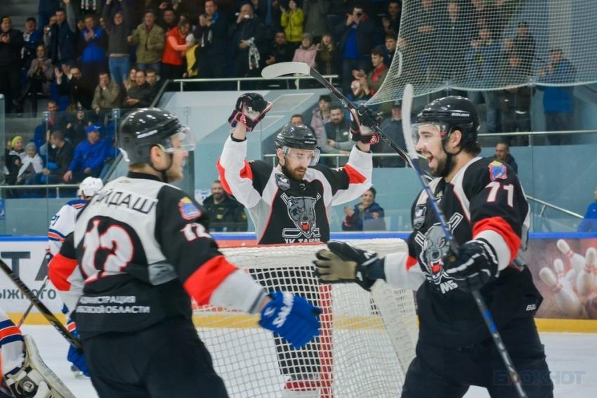 ХК «Тамбов» приближает победу вКубке Федерации