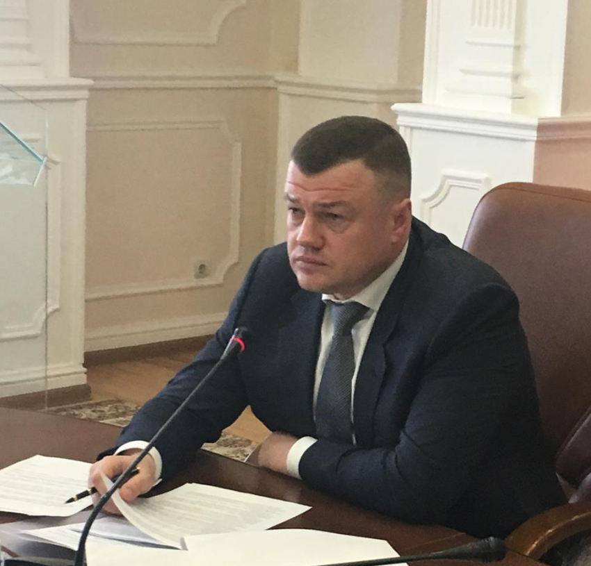 Андрей Бочаров в«Кремлёвском рейтинге»: опять двойка