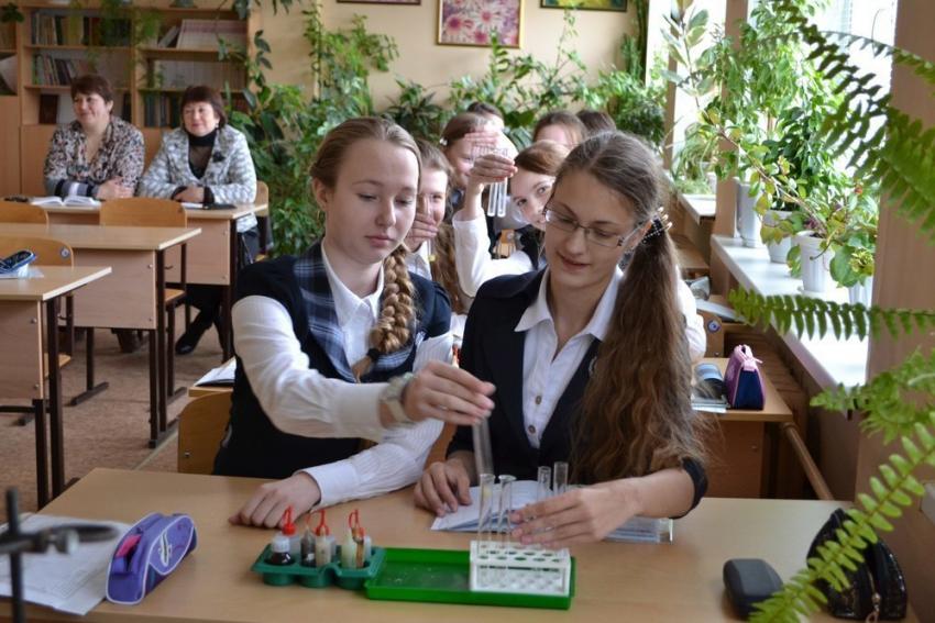 Десятиклассники напишут НИКО похимии ибиологии