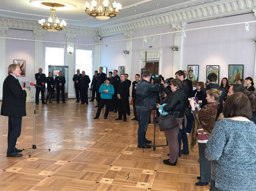Тамбовчан приглашают на 1-ый фестиваль норвежского кино