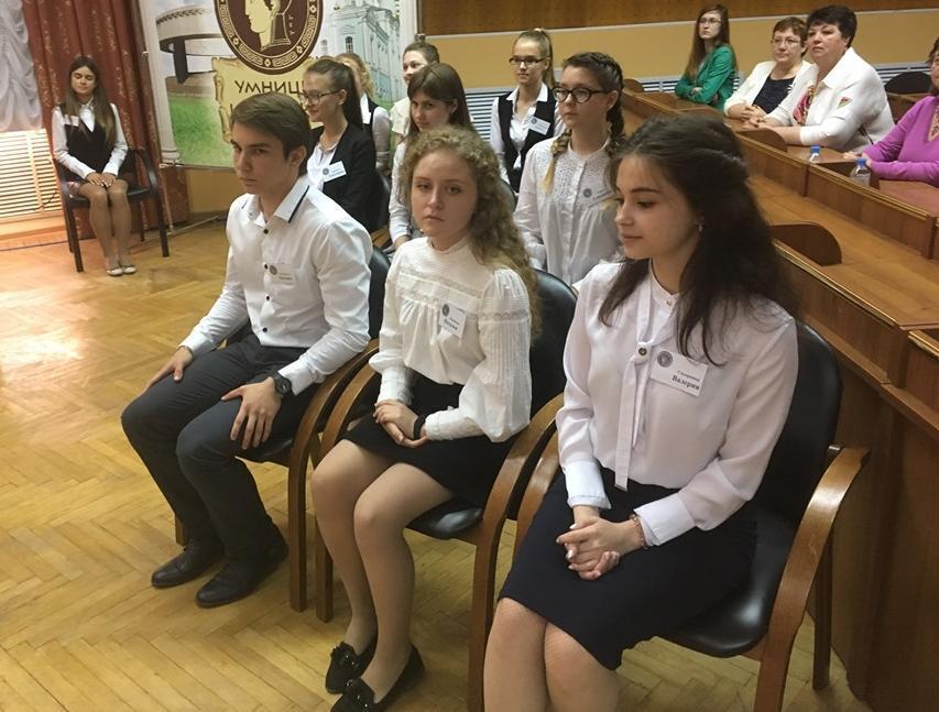 Доками в вопросах русской культуры показали себя пятеро тамбовских умников и умниц