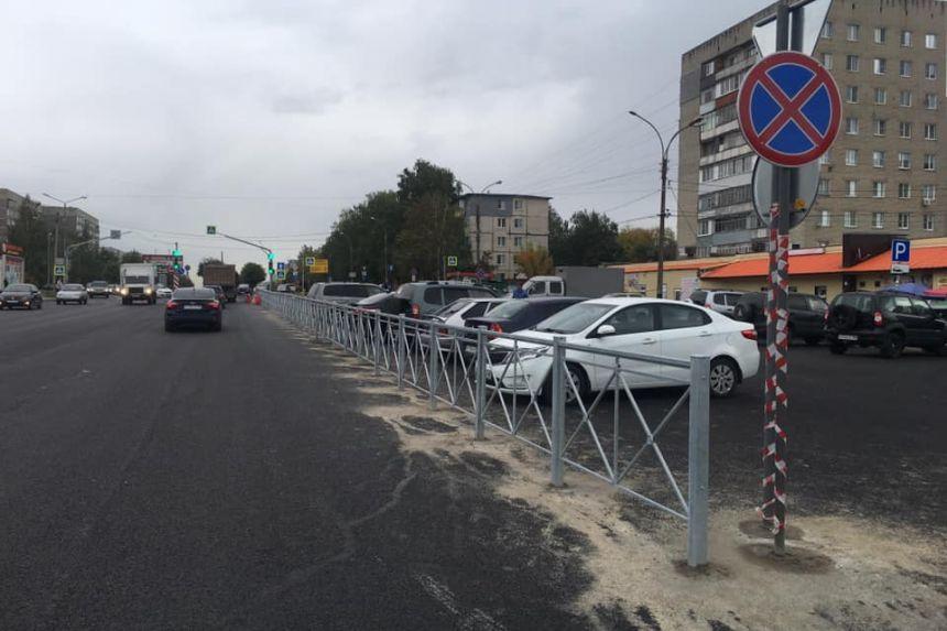 К концу 2019 года власти запретят парковаться у неофициального рынка на Магистральной