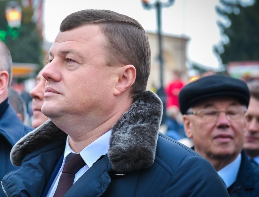 Акции Александра Никитина на «Бирже губернаторов» уверенно растут