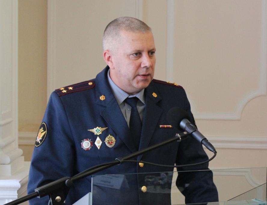 В роли начальника УФСИН утвердился бывший московский полицейский