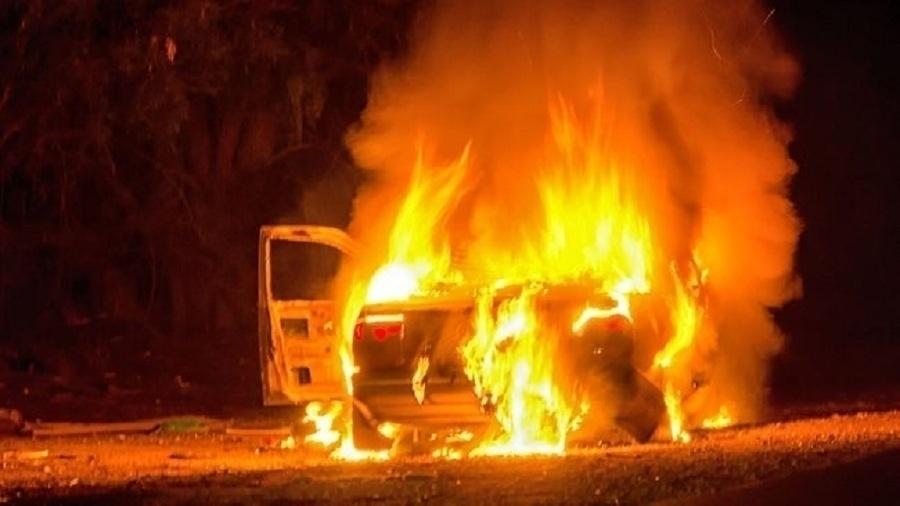 Пичаевец сжег машину своей знакомой из чувства личной неприязни