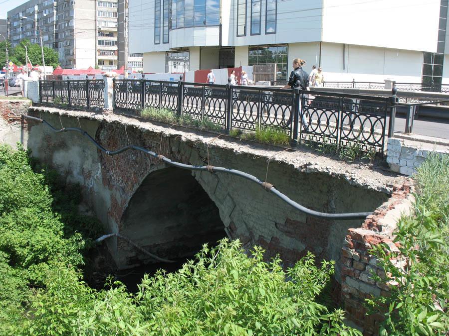Мост на Базарной будет демонтирован