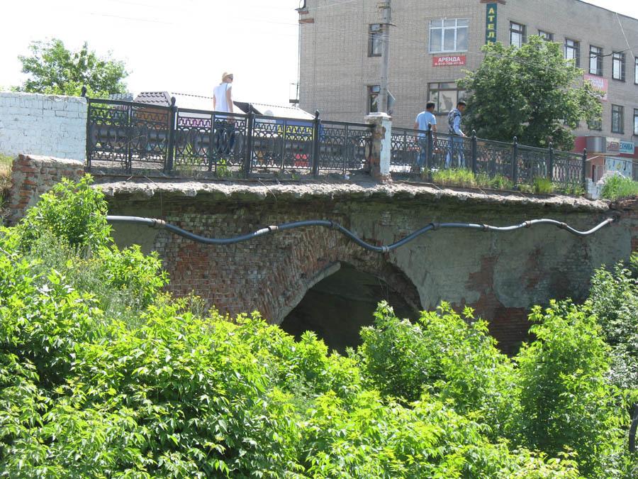 Проект реконструкции моста через Студенец практически завершён