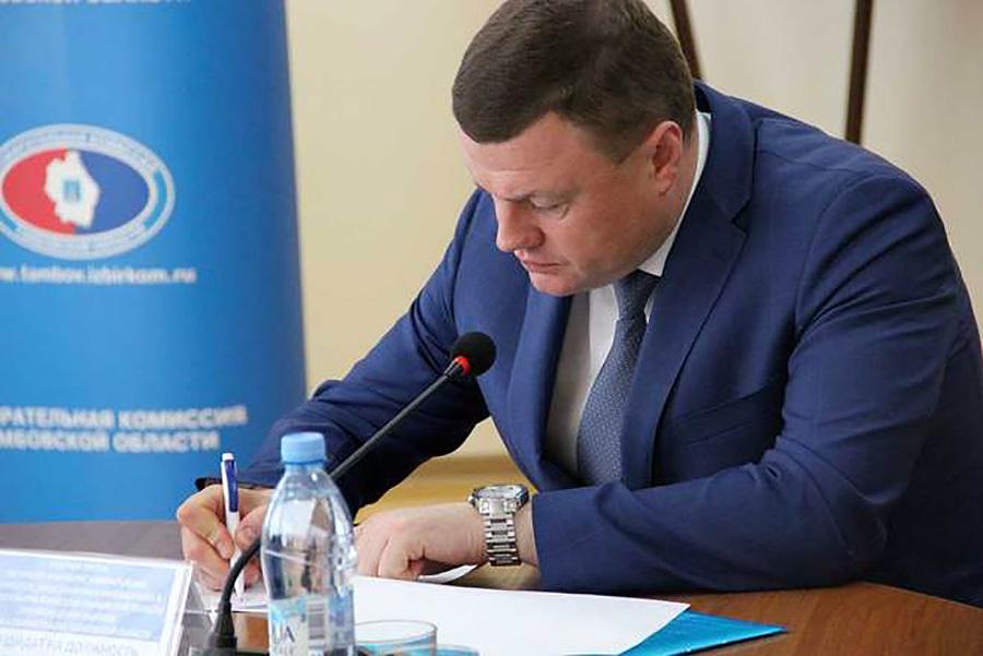 Губернатор Тамбовской области занял четвертую позицию в кремлевском рейтинге