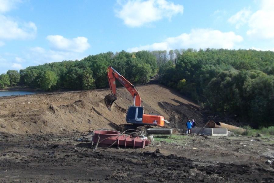 На ремонт 5 плотин в Тамбовской области выделено 15 миллионов рублей