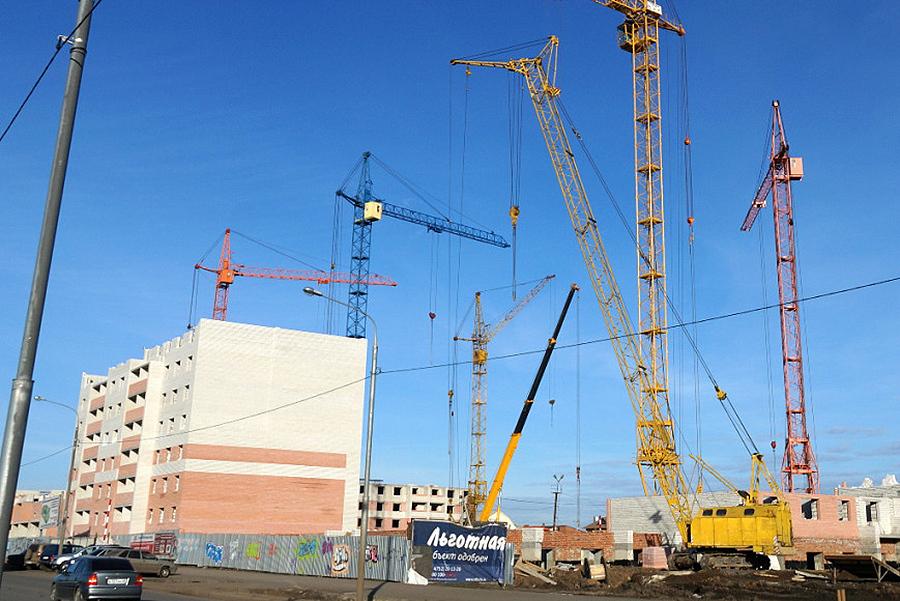 Тамбовщина новая: темпы строительства в области набирают обороты