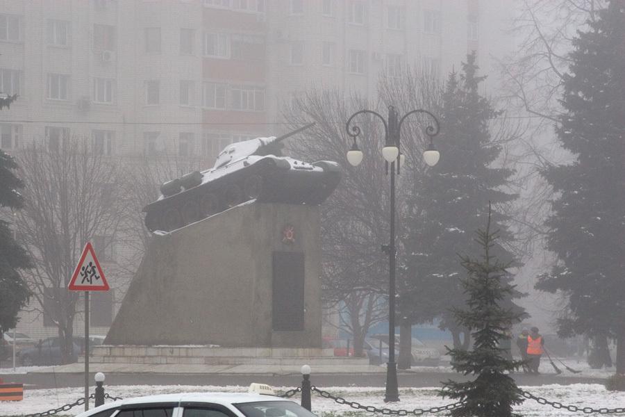 Зима пришла в Тамбов ненадолго, утверждают синоптики