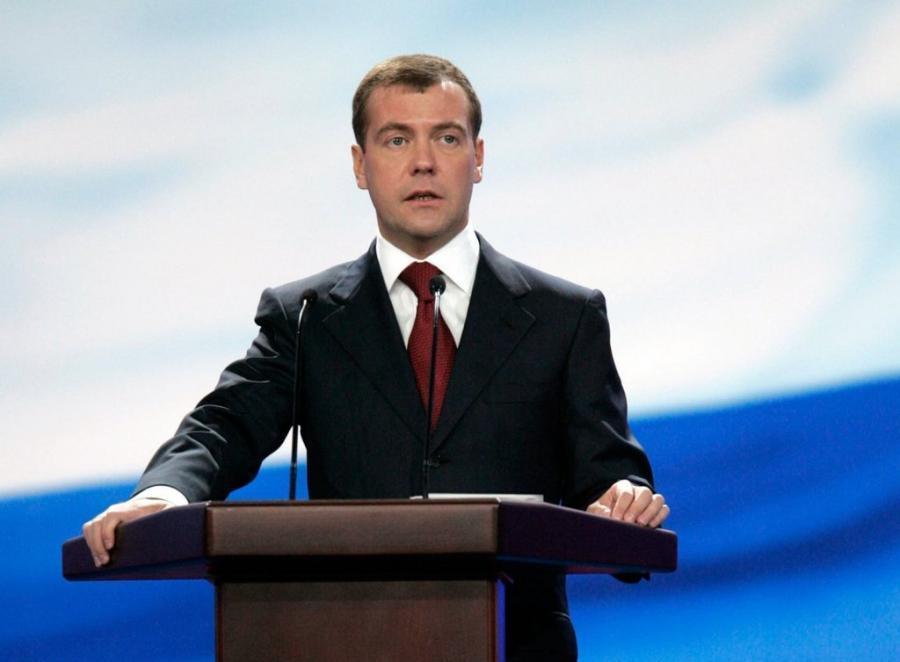 На 910 миллионов рублей простимулируют АПК Тамбовщины. Распоряжение подписал Дмитрий Медведев