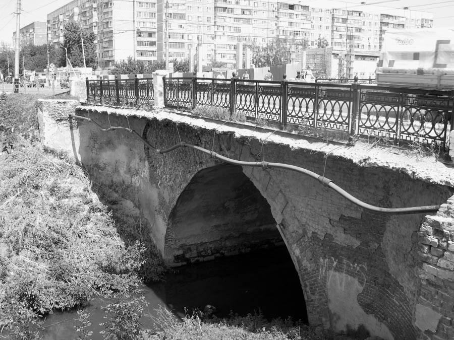 Движение по мосту на Базарной могут закрыть совсем?