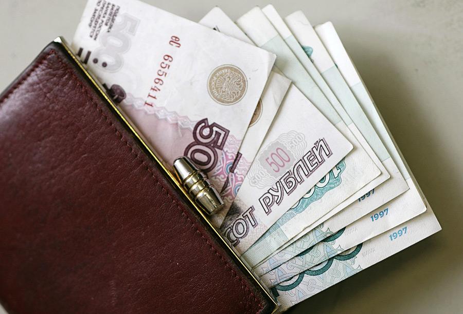 Зарплата тамбовчан снизилась по сравнению с прошлым годом