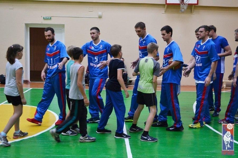 Тамбовские гулливеры проведут мастер-класс со школьниками Рассказово