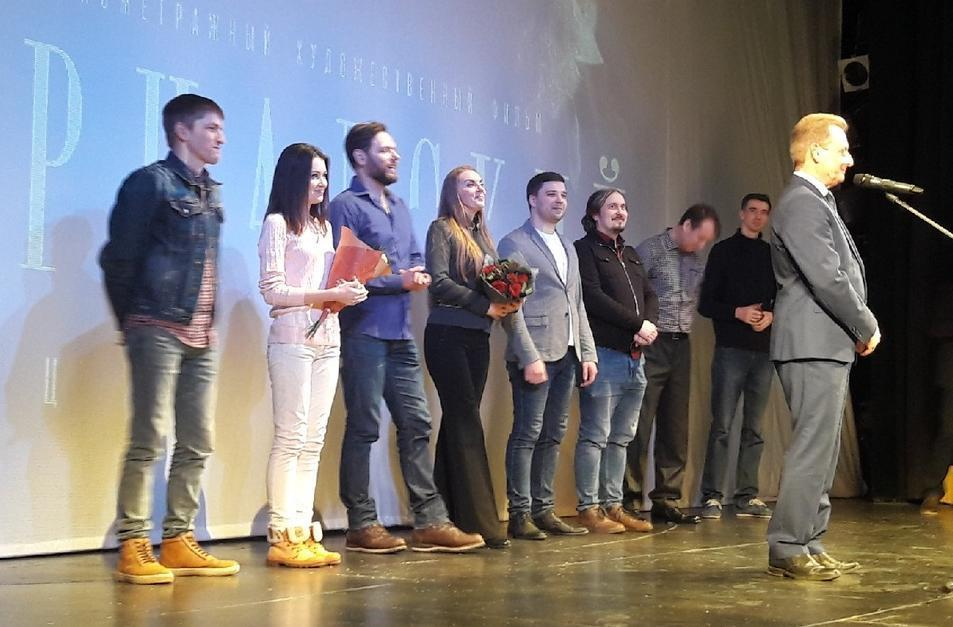 Премьера фильма в драмтеатре: тамбовчанам показали «Моменты судьбы» Вернадского
