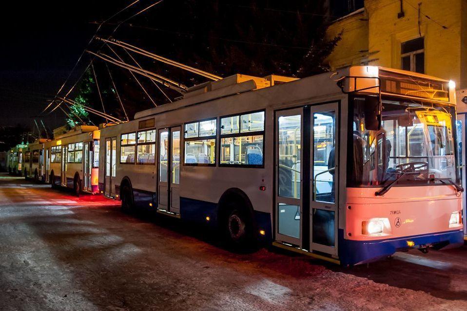 Транспорт  для тамбовчан в Рождественскую ночь подадут к храмам