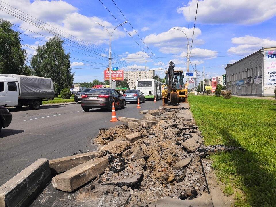 Составлен список улиц Тамбова, которые будут отремонтированы в 2020 году