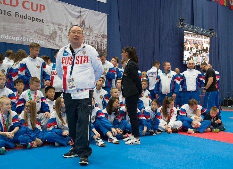 «Я спортсменов допингом не кормлю» - тамбовчанин Андрей Ким об успехах и скандалах в спорте