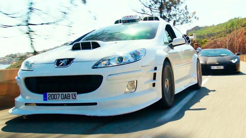 Такси по-французски - кино на глубокого любителя. НиГикБой продолжает рецензировать новинки кино