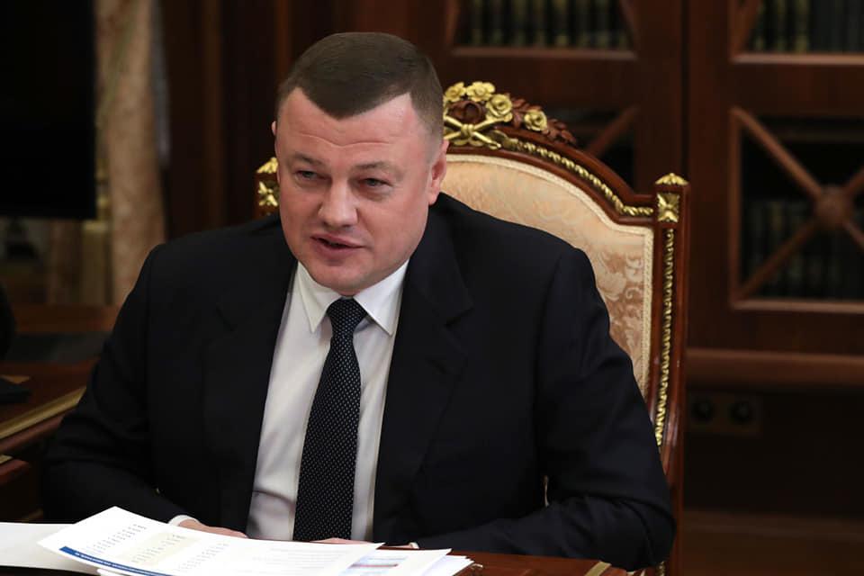 Александр Никитин принимает участие в заседании президиума Госсовета в Казани