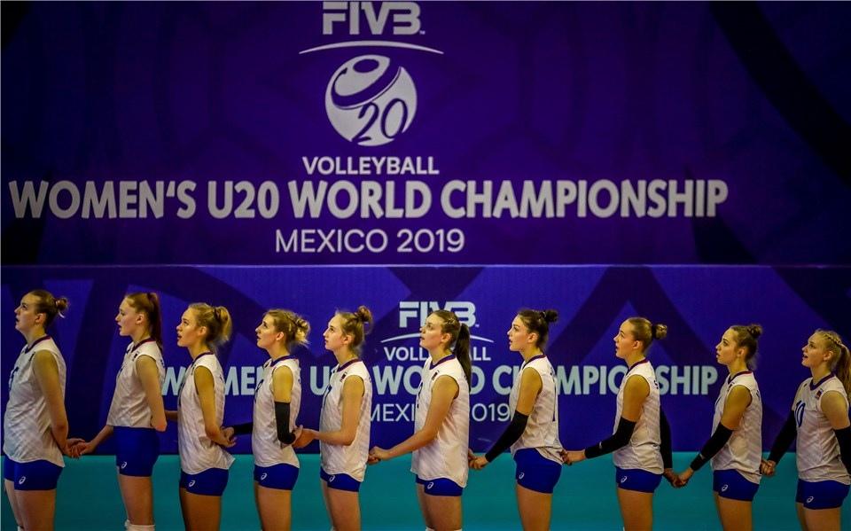 На чемпионате мира по волейболу среди женщин спортсменка из Мичуринска стала обладателем бронзовой медали