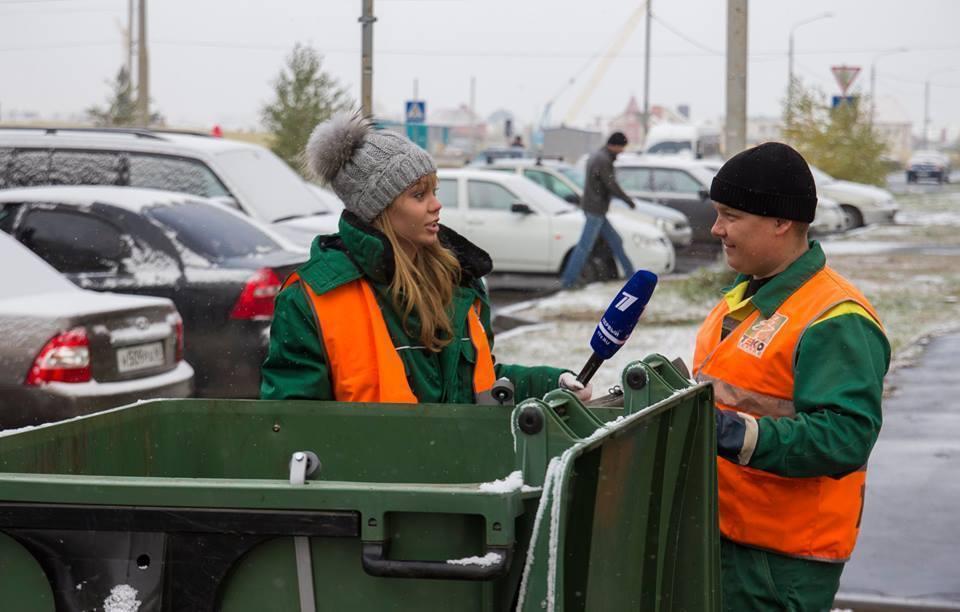 Острую проблему тамбовского мусора Иван Ургант покажет в «Остром репортаже»