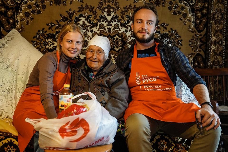 В Тамбове пройдёт акция помощи продуктами одиноким пожилым людям