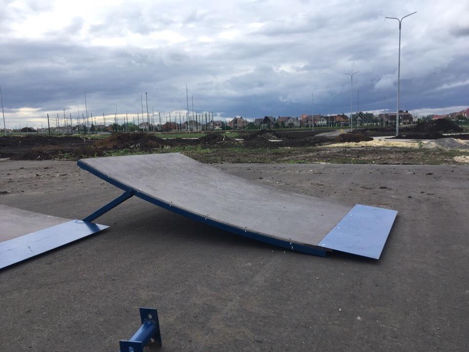 Непригодный для катания скейт-парк всё-таки заменят