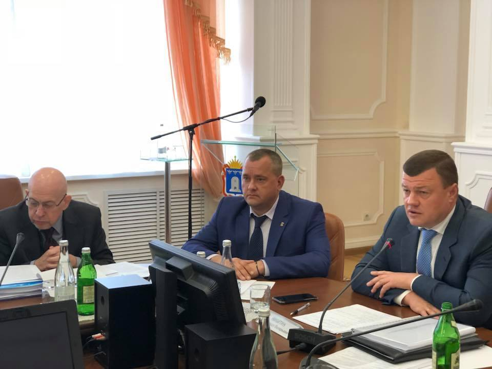 Стратегия развития Тамбовской области включает 40 прорывных проектов