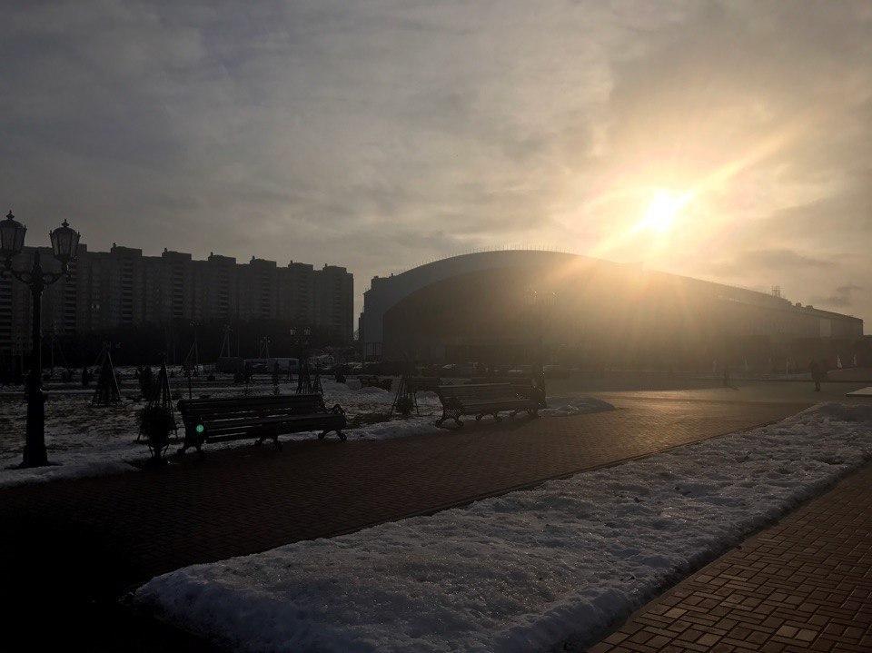 «Сегодня праздник для всего российского спорта» - губернатор Никитин на открытии Центра единоборств