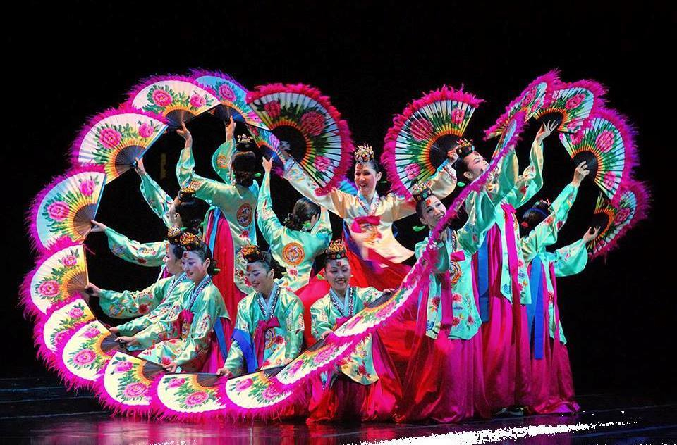 Корейские танцы, стихи и рисунки откроют мир Востока Тамбову