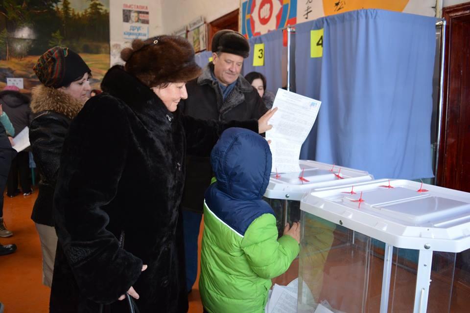 Почти полмиллиона проголосовавших тамбовчан вывели регион на первое место в ЦФО