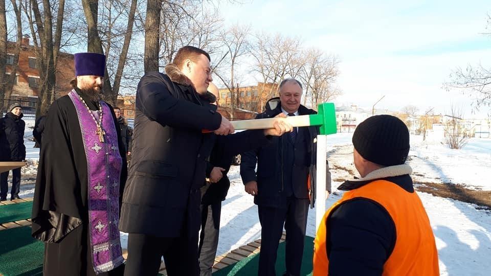 Школе и бассейну в Котовске быть
