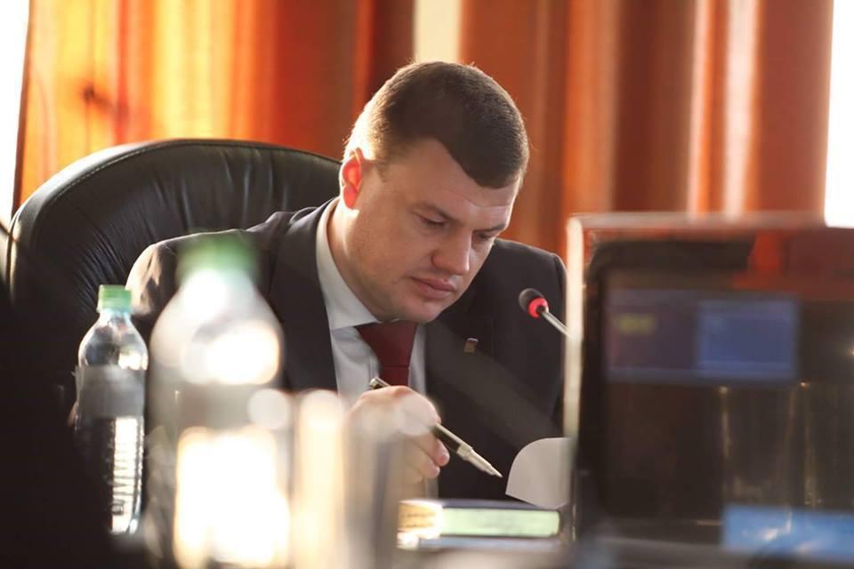 Губернатор призвал депутатов принять досрочную отставку главы Тамбова