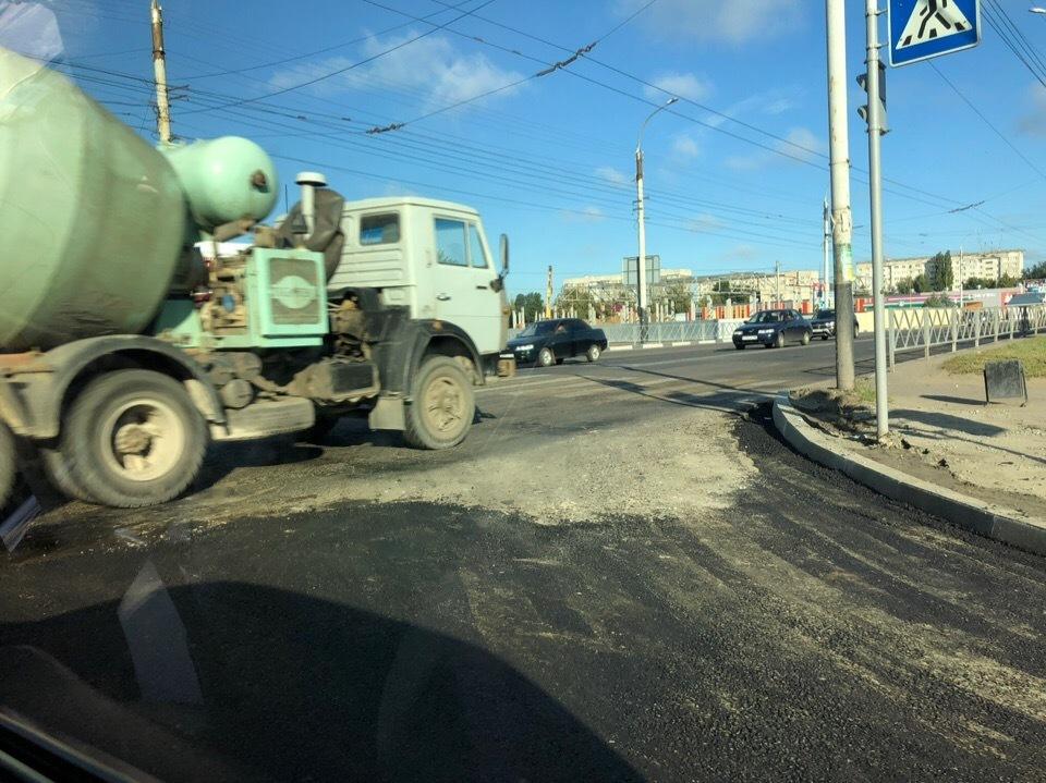 Ремонт полным ходом: дороги в Тамбове приведут в порядок?