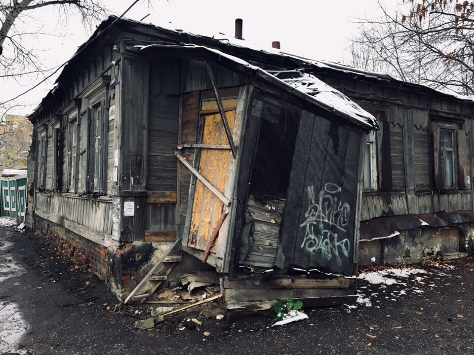 ТОП-10 зданий Тамбовщины, в которых больше нет жизни