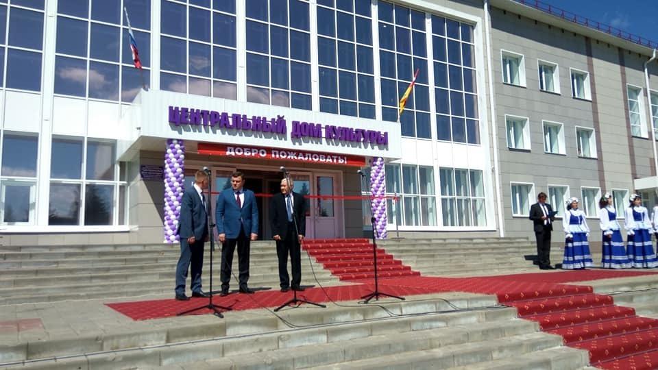 В Первомайске открылся Центральный дом культуры после восьмилетней реконструкции