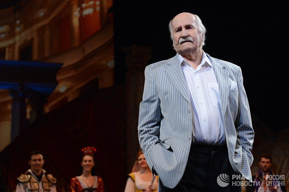 В московской больнице скончался Владимир Зельдин